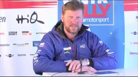 Rallyburen med Janne Blomqvist - Söndag förmiddag 12 februari