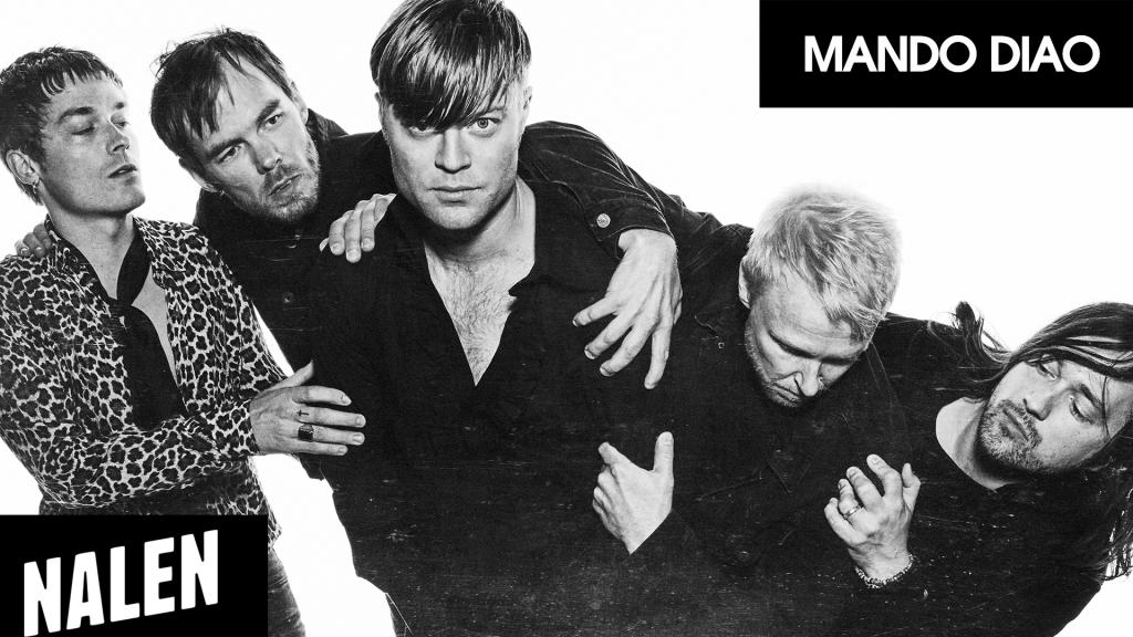 Mando Diao - Live from Nalen in Stockholm