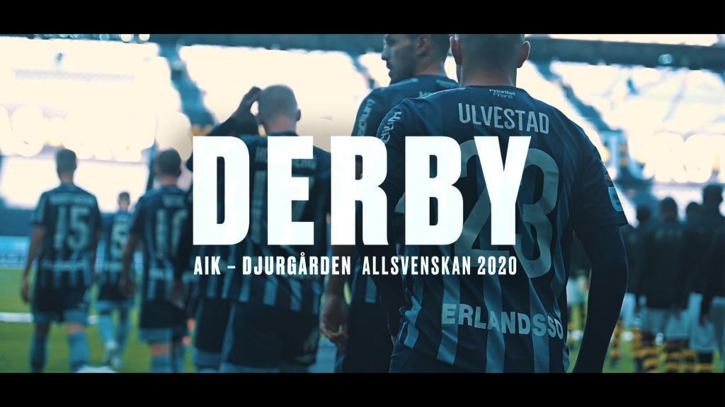 DERBY | AIK - DIF Allsvenskan 2020