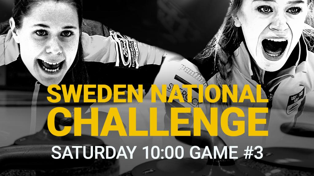 Game #3 – Sweden National Challenge