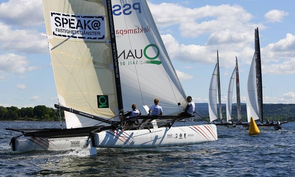 LIVE cam 2 - Team Sail Racing
