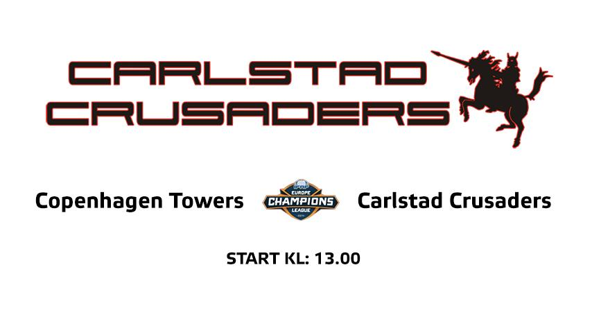 Copenhagen Towers - Carlstad Crusaders