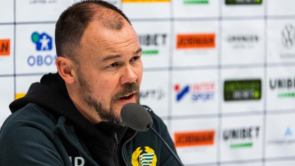 """Björklund - """"Vi kommer gå för knock"""""""