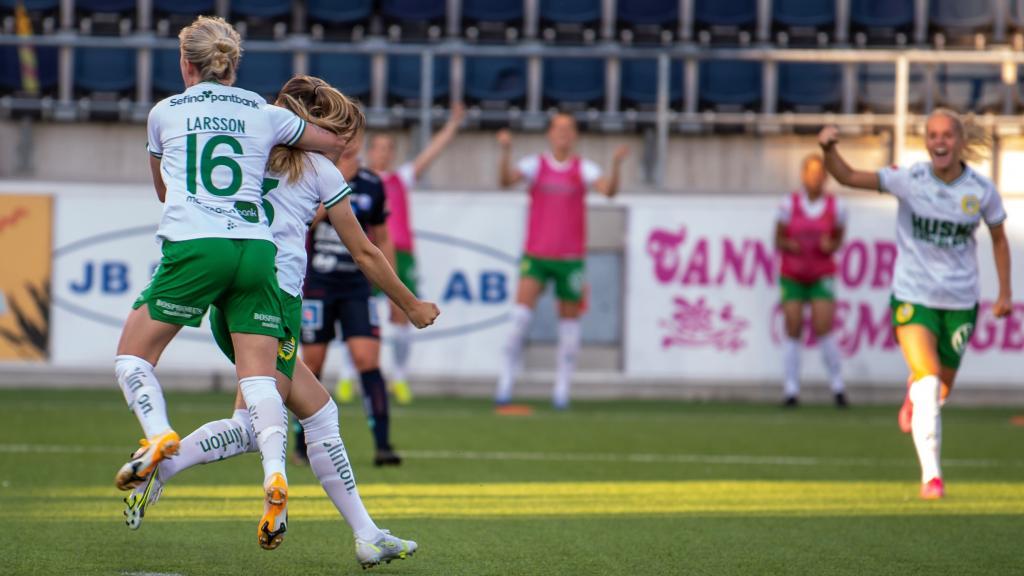 Sammandrag: Linköping – Hammarby 3-3 (2-2)