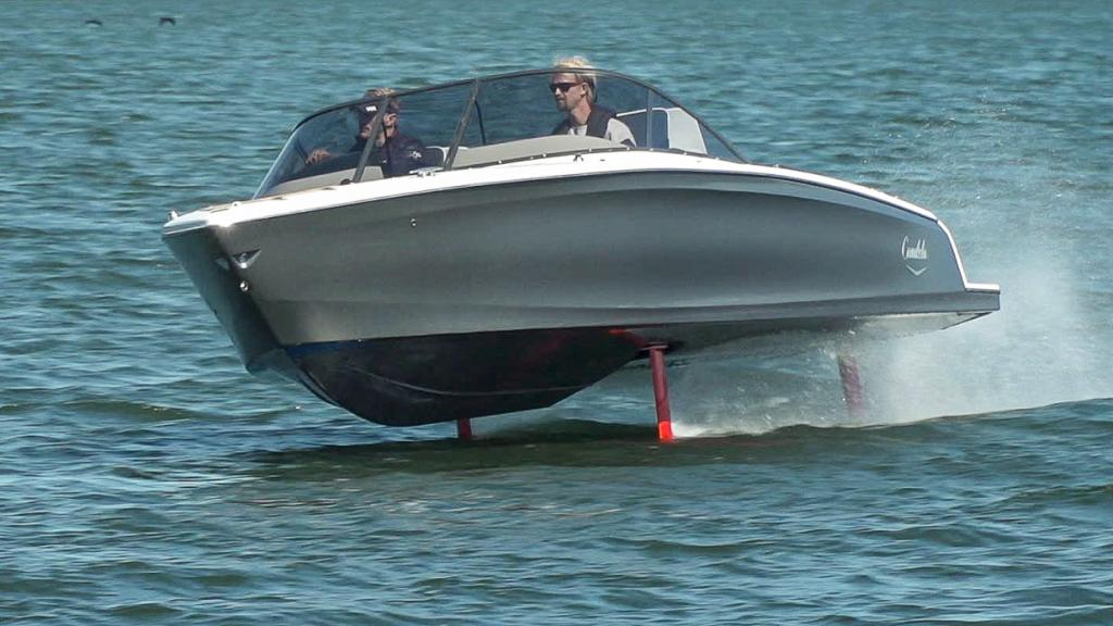 Candela Speed Boat – test av svenska framtidsbåten!