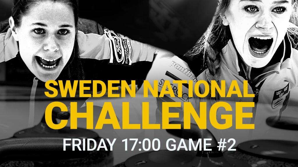 Game #2 – Sweden National Challenge