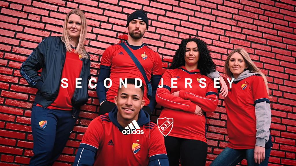 Second Jersey | DIF x adidas