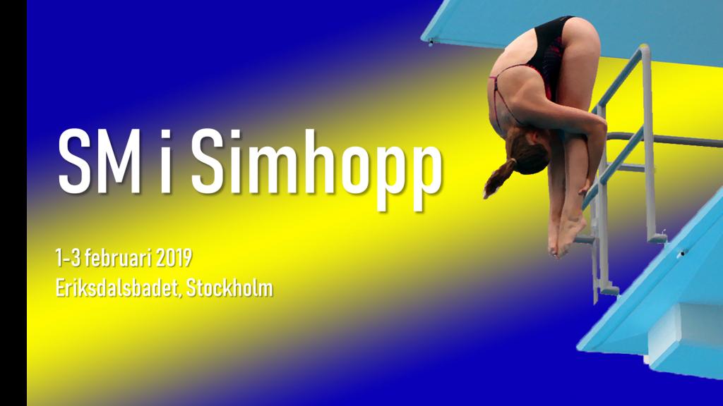 SM i simhopp, Försök, förmiddag 1 februari -19
