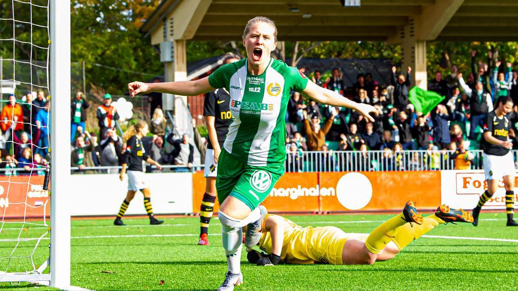 """Emilia om 2-1 mot AIK: """"Få förunnat – man njuter"""""""