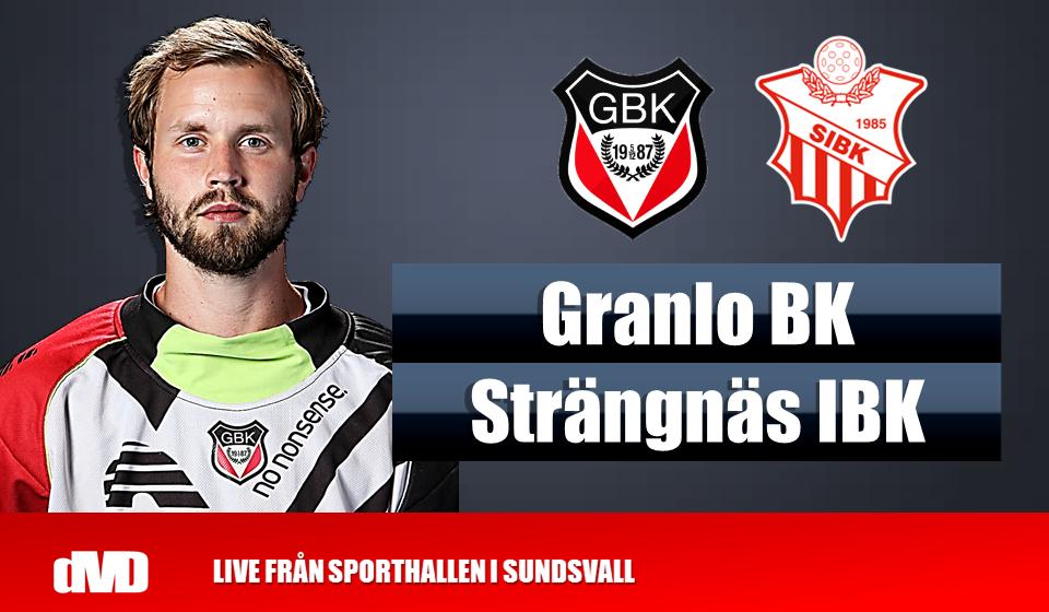 Granlo BK - Strängnäs IBK