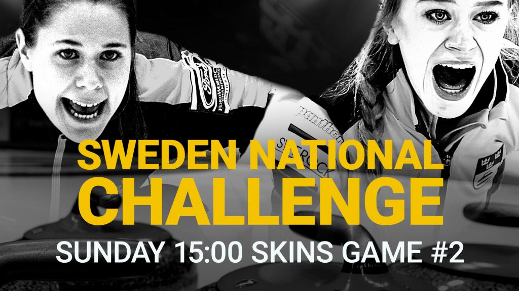 Skins Game #2 – Sweden National Challenge