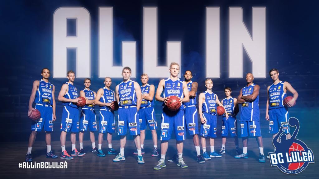 BC Luleå - Borås Basket, 22 januari uppkast 19:04