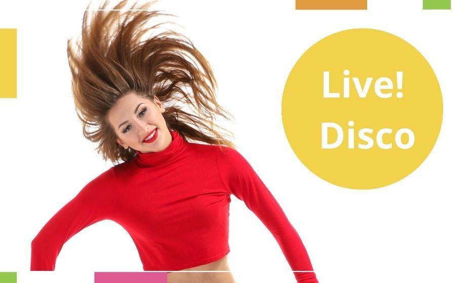 9/2 LIVE: Disco basic ungdom och vuxna