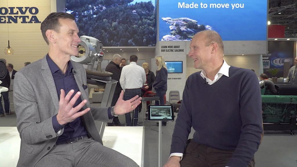 Framtiden för båtlivet enligt Volvo Penta