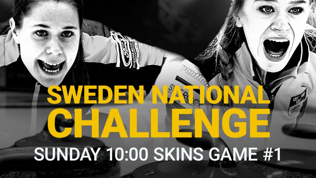 Skins Game #1 – Sweden National Challenge
