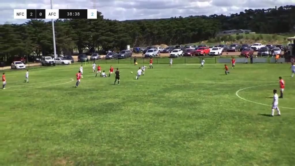 North Geelong Warriors FC U15 - Avondale FC U15