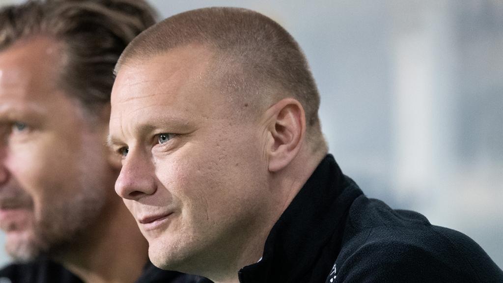 Se presskonferensen efter 5-1-segern mot Varberg