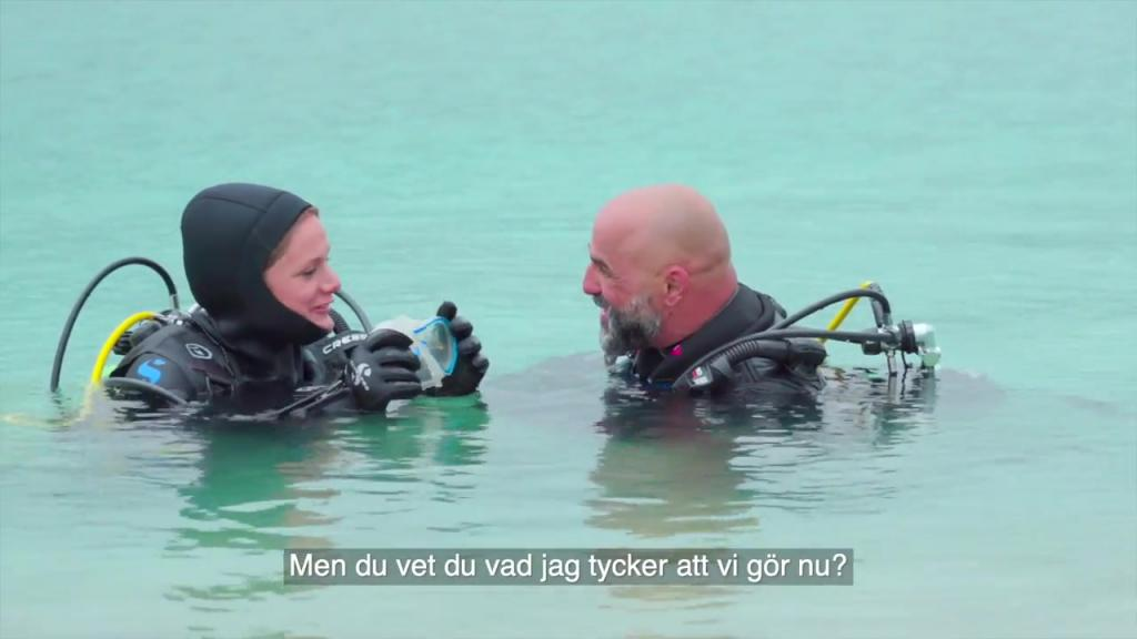 Keno♥Gotland - dykning