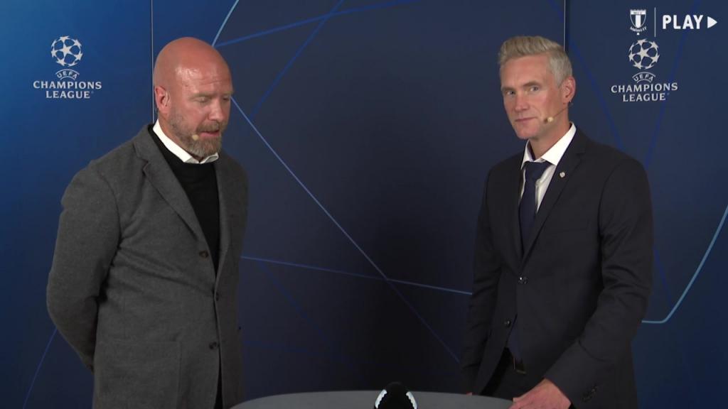 Studio Europa: Eftersnack och analys med Mattias och Olof