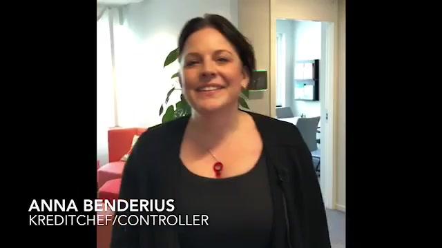 Anna - ny kreditchef