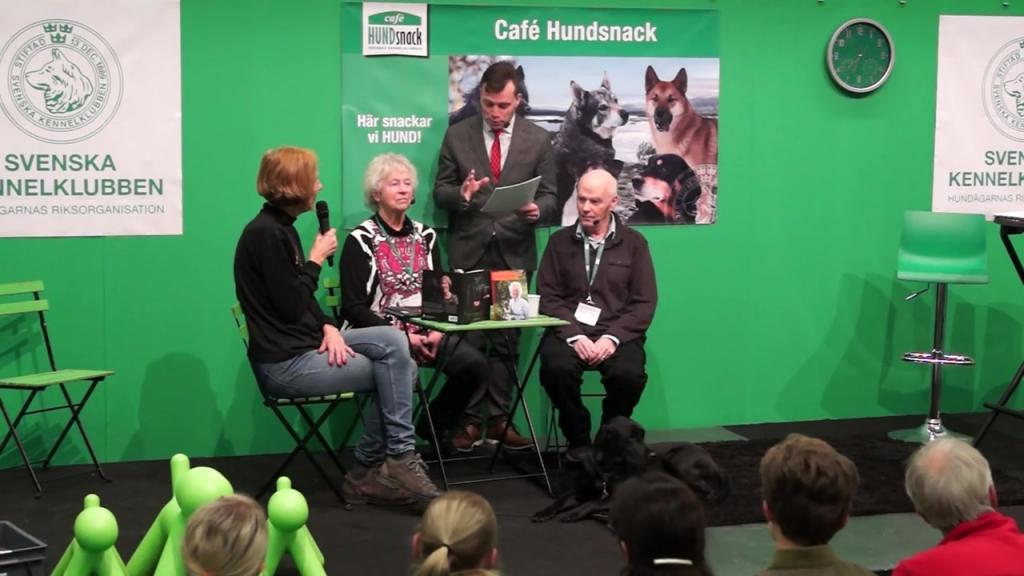 Anders, Barbro och Eva om hunduppfostran