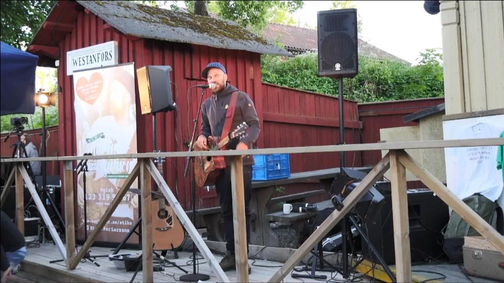 REPRIS! Vandringsturnén 2016, Dag 34: Hamnkrogen, Fagersta DEL 2/2