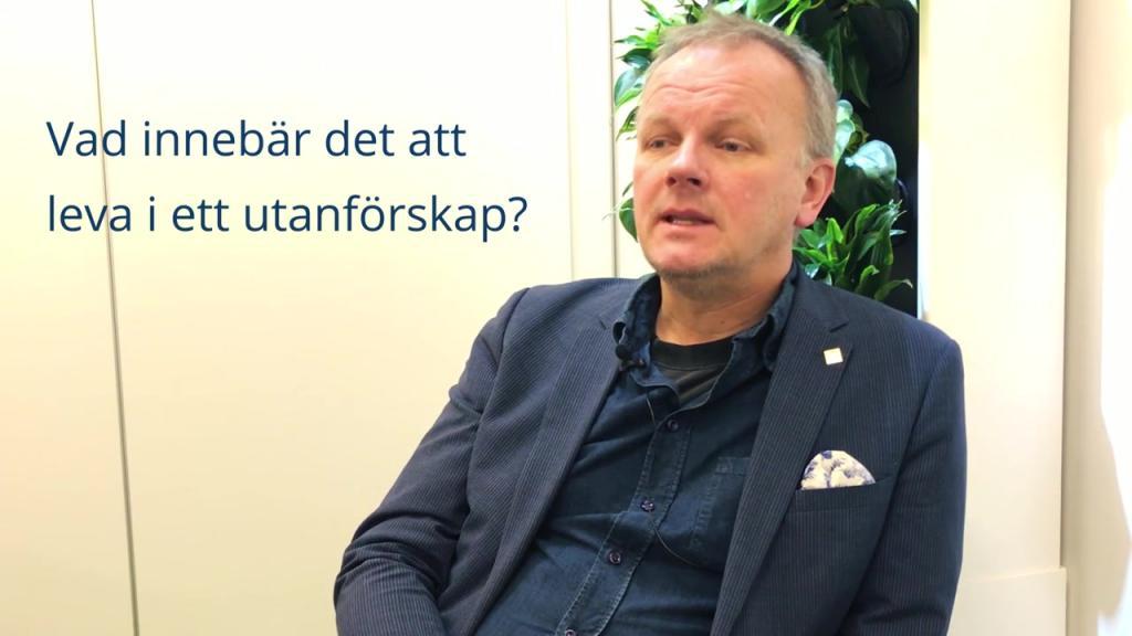 """Jan """"Gulan"""" Gulliksen om digital kompetens och delaktighet - december 2018"""
