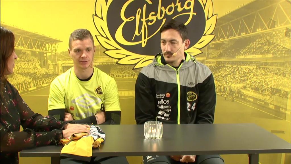 Inför premiären: Stefan Ishizaki och Samuel Holmén