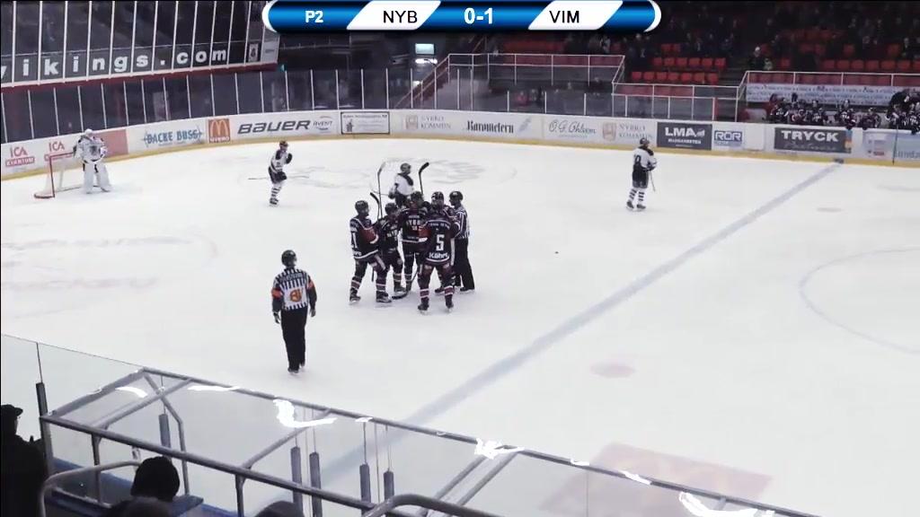 Vikings-TV: Nybro - Vimmerby 3-1