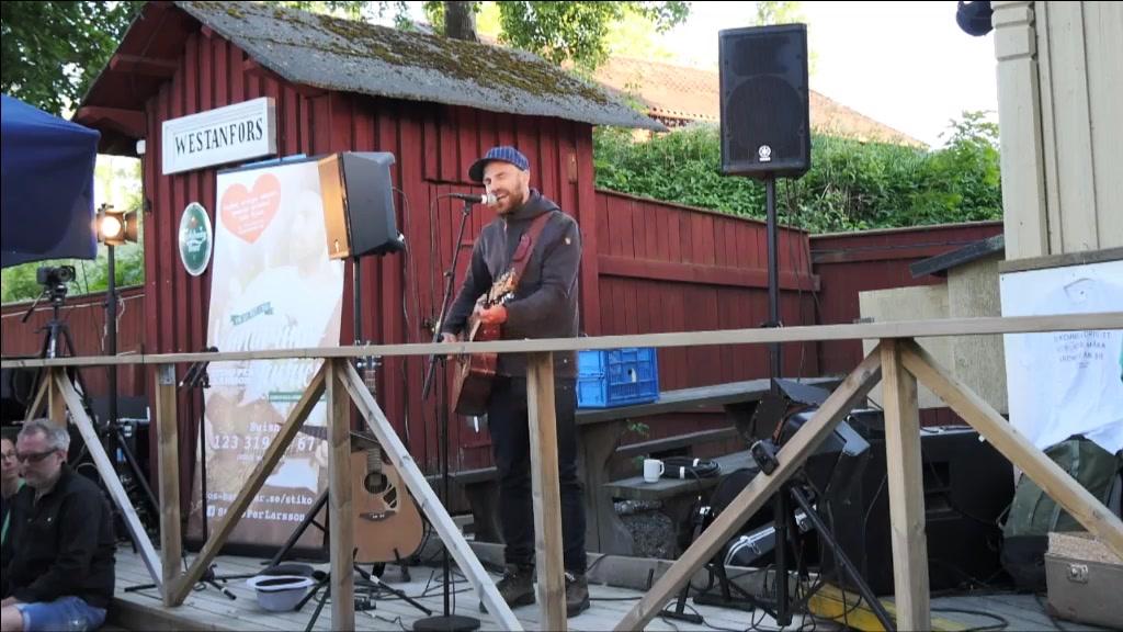 REPRIS! Vandringsturnén 2016, Dag 34: Hamnkrogen, Fagersta DEL 1/2