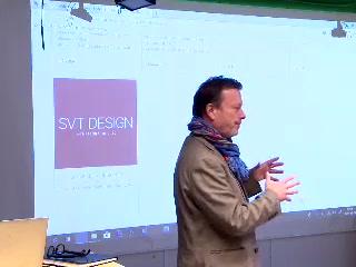 Tomas Joanson SVT JDM  Föreläsning - 03 Dec 09:08 - 10:06