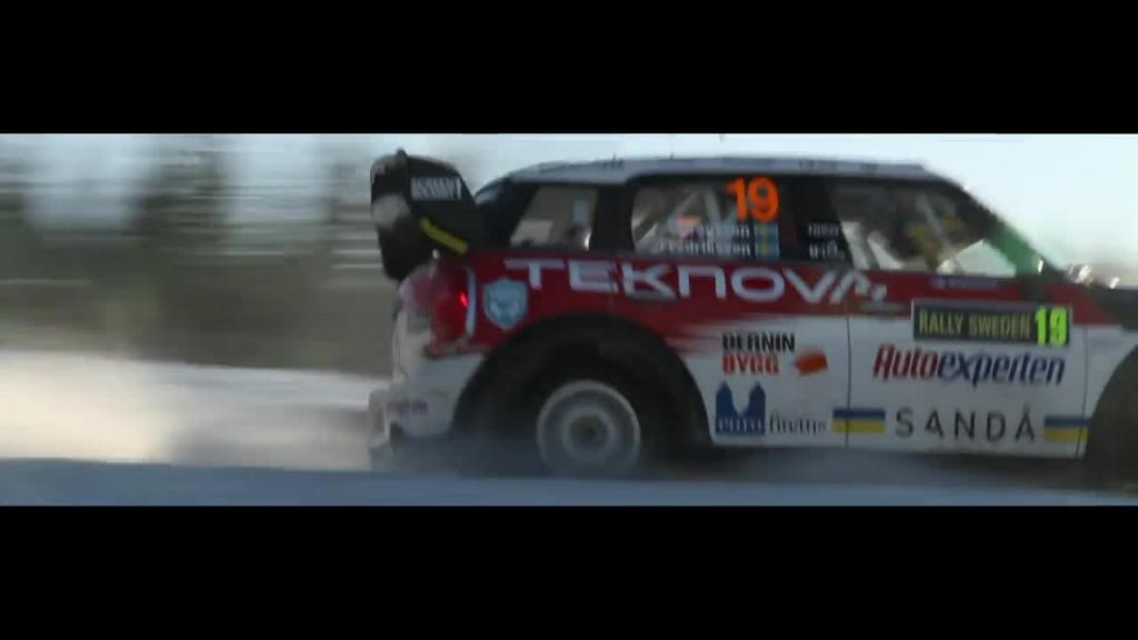Rally Sweden WRC 2012- The Movie