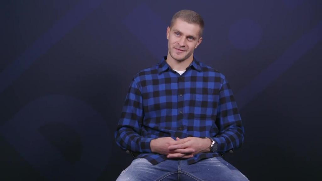 Nyförvärvet Aleksandr Vasyutin har anslutit till Djurgården