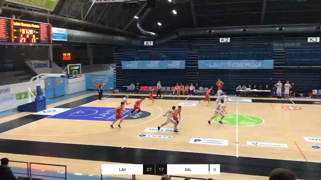 Lahti Basketball Juniorit