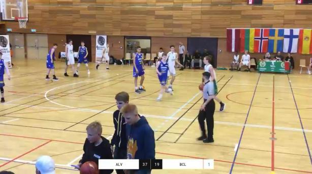Alvik Basket Bu17e Lampe Challenge