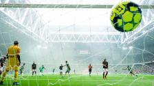 Se målen och de hetaste händelserna från segern över AIK