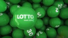 Lotto onsdag 16 januari