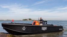 Tideman RBB 700 - båten som är helt oförstörbar!