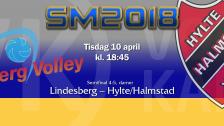 Lindesberg – Hylte/Halmstad (D)
