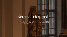 Sorgmarsch g-moll