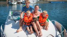 Upptäck båtlivet – skön semester i motorbåt