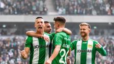 Höjdpunkterna från segern mot Malmö FF