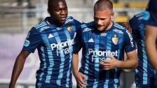 Höjdpunkter: Örebro – Djurgården 0-3