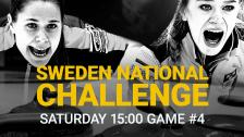 Game #4 – Sweden National Challenge