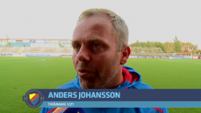 Anders Johansson om första U21-förlusten