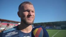 Intervjuer, mål och segersång från Örebro