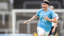 Rebecka Holm sammanfattar segern mot FC Staffanstorp