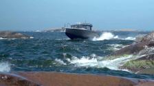 Fodrande färd i förföriska finska farvatten