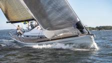 Arcona 465 Carbon –nytt kraftfullt flaggskepp