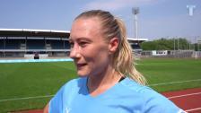 Madeleine Hejde efter tredje raka segern i division 3